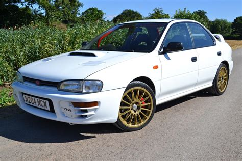 awd subaru wrx used 1996 subaru impreza wrx wrx turbo awd for sale in