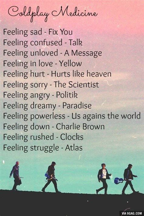 coldplay top songs the 25 best coldplay quotes ideas on pinterest coldplay