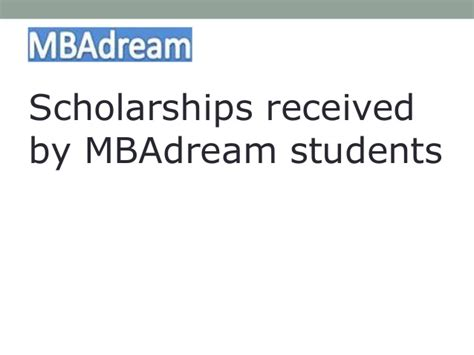 Scholarships For Part Time Mba Students by Scholarships Best Admission Consulting Service