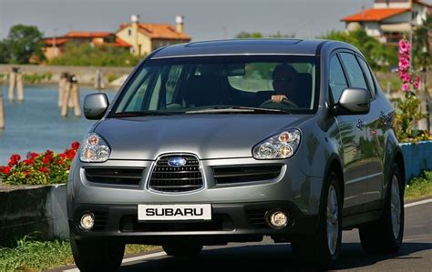 tribeca subaru 2006 subaru b9 tribeca 2006 2007 reviews technical data prices