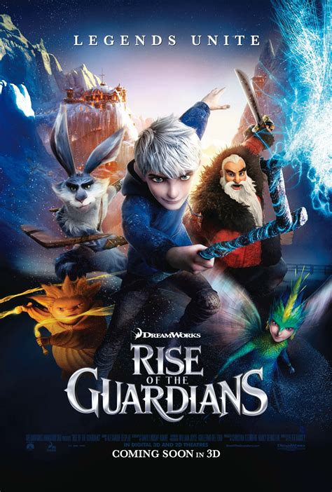 Rise of The Guardians (2012) | Keep It Reel Reviews Jude Law Rise Of The Guardians