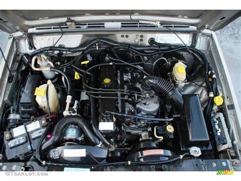 Jeep 4 0 Motor 2001 Jeep Classic 4 0 Litre Ohv 12 Valve Inline 6