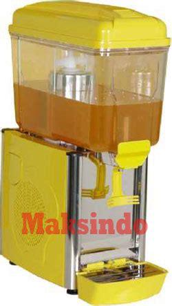 Dispenser Jus Buah jual mesin jus dispenser di denpasar bali toko mesin