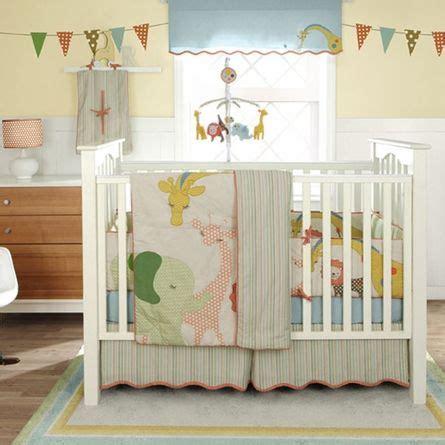lions and elephants and giraffes oh nursery crib