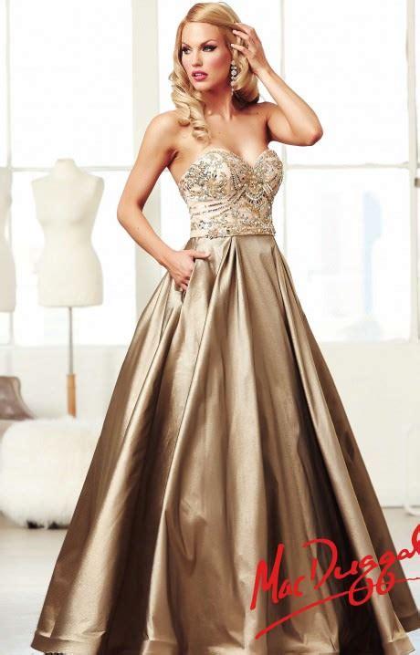 mac duggal  formal evening prom dress