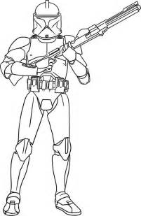 trooper coloring page 14 clone trooper coloring pages print color craft