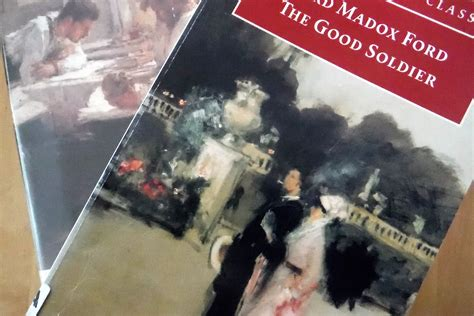 Ford Maddox Ford by Ford Madox Ford The Soldier 100bestnovels Co Uk