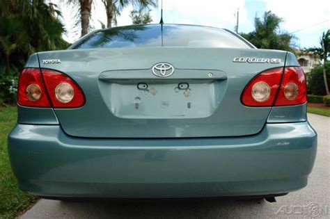 What Is A 2005 Toyota Corolla Worth Toyota Corolla 2005 Like New Be The To Register