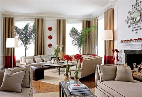 Dramatic Window Treatments Dramatic Window Treatments Traditional Home