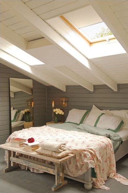 cottage attic bedroom ideas 17 best ideas about skylight bedroom on pinterest