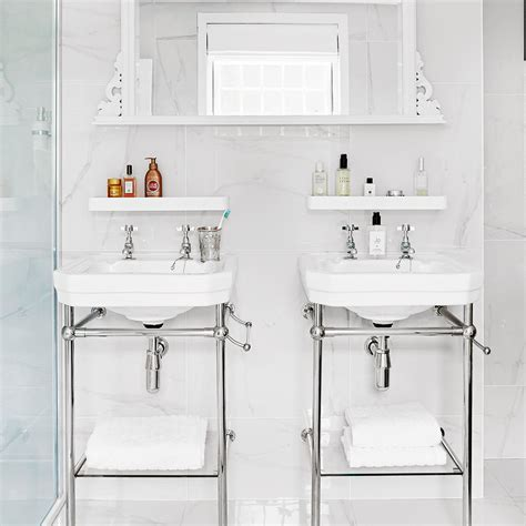 Bathroom storage ideas to help you stay neat tidy and organised ideal home