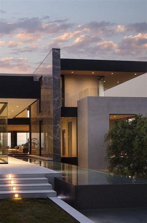 awesome modern architectural exterior home design 50 casas contempor 226 neas inspiradoras para o seu projeto