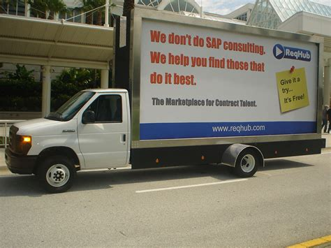 mobile billboard advertising mobile billboard advertising in washington