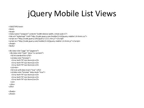 jquery tutorial advanced pdf advanced jquery mobile tutorial with phonegap