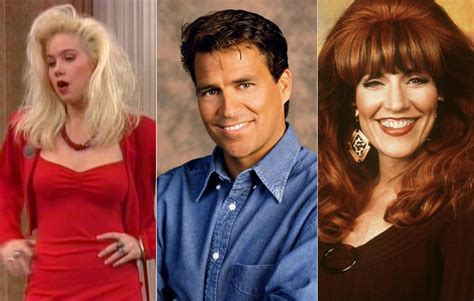 Married With Children Cast Then And Now Cast Of The With The