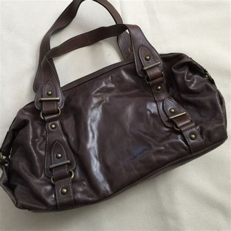 Fossil Hobo Bag In Bag 70 fossil handbags fossil leather patchwork boho