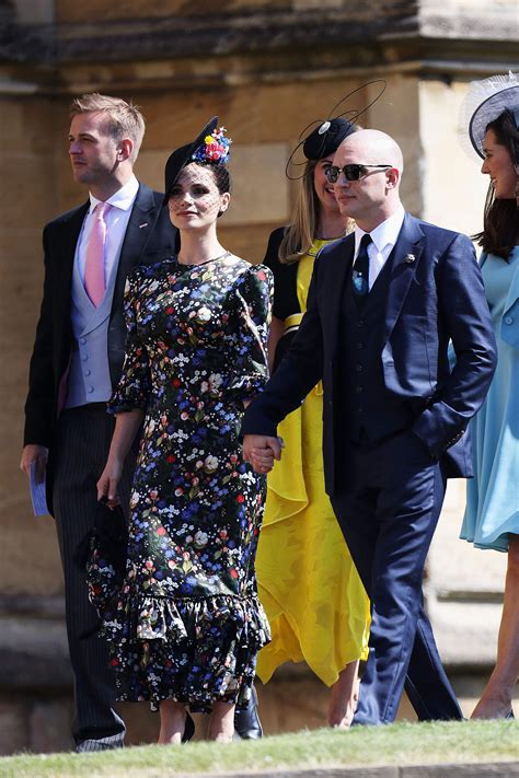 celebrity pics at royal wedding all the celebrity guest arrivals at the royal wedding time