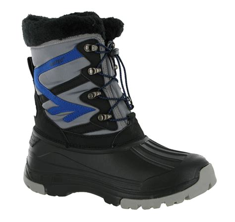 boots for boys new boys hi tec avalanche lightweight winter warm comfy