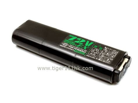 Marui 7 2v 500mah Battery For Electric Fixed Slide Pistols 1 tokyo marui 7 2v 500mah ni cd micro ex battery airsoft tiger111hk area