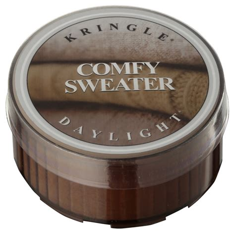 candele scaldavivande kringle candle comfy sweater candela scaldavivande 35 g