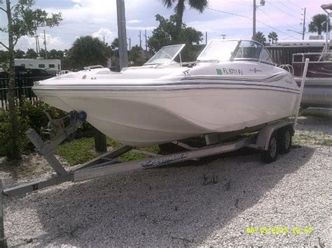 hurricane deck boat jacksonville fl hurricane sun deck 187 boats for sale in florida