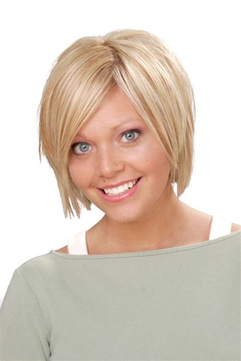 short formal updos for fat faces short hairstyle for round face