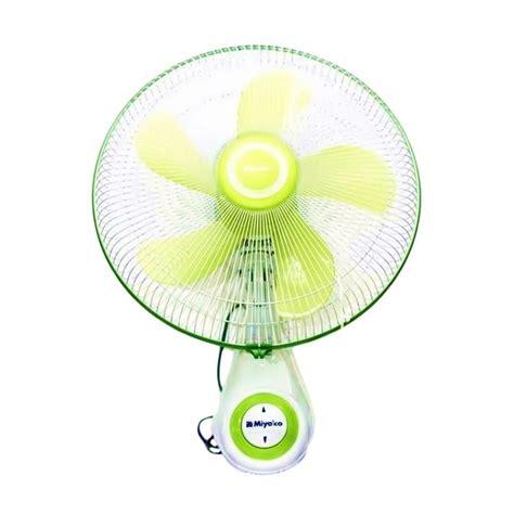Kipas Angin Wall Fan National Plus 16 Inc jual daily deals miyako kaw 1662 wall fan harga kualitas terjamin blibli