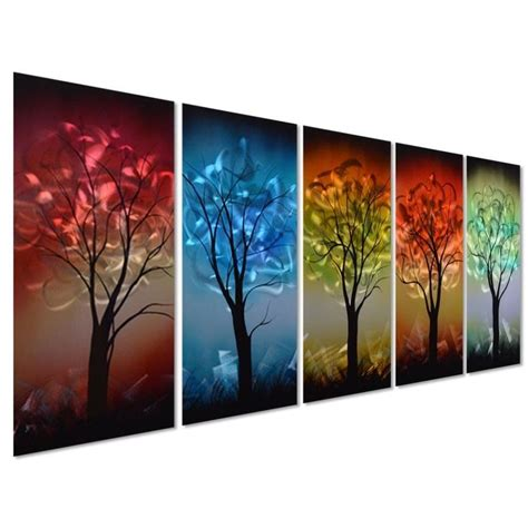 Colorful Wall Decor by 17 Best Images About Canvas Wall Metal Decors Gifts