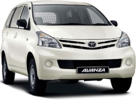 Daftar Alarm Mobil Avanza daftar harga baru dan bekas toyota avanza 2016
