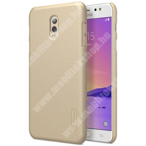 Samsung Galaxy C7 2017 J7 Plus Nilkin Frosted Shield mobiltokshop mobil tok bőrtok szilikon tok gumi tok