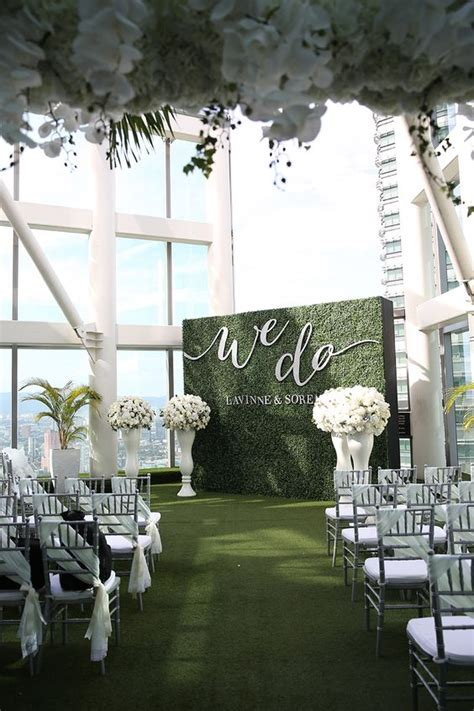 fashion on the couch wedding decorations church indoor and outdoor wedding reception backdrop art