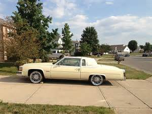 Cadillac Fleetwood Coupe For Sale 1983 Cadillac Fleetwood Coupe For Sale Indianapolis Indiana