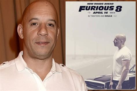 fast and furious 8 death vin diesel shares sombre fast and furious 8 poster