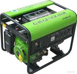thanks to gas powered generators businesses don t