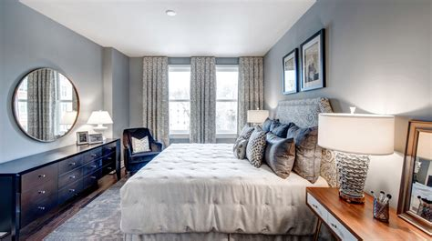 Apartment Bedroom Design by Gallery New Luxury Apartments In Dc The Woodley
