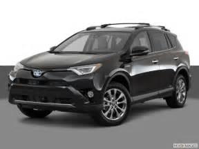 Toyota Suv Rav4 2017 Toyota Rav4 Hybrid Suv Columbus