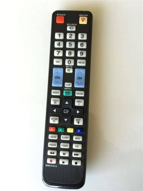 Remote Tv Samsung bn59 01041a replacement remote for samsung tv ebay
