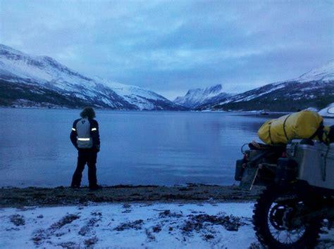 Motorrad Norwegen Buch by Winter Motorradreise Zum Nordkap In Norwegen Tagebuch Der