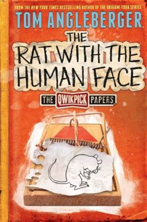 Origami Yoda Books In Order - the rat with the human the qwikpick papers by tom
