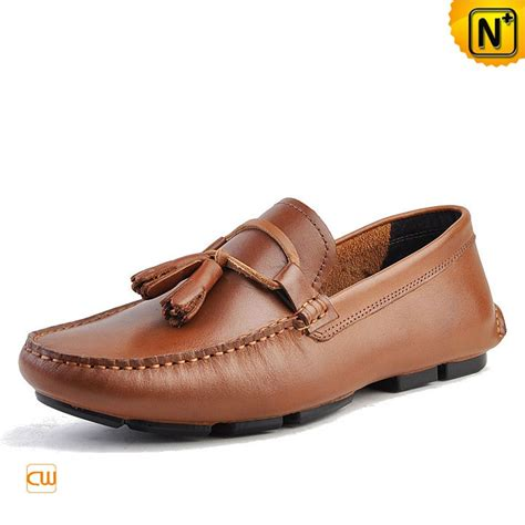 loafers mens mens tasseled leather loafers cw740315