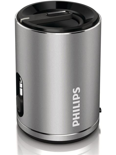 Speaker Mini Philips philips sba3110 37 soundshooter portable speaker home audio theater