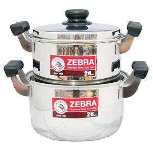 Jual Panci Stainless Steel Zebra Stainless Steel Sauce Pot Zebra Zebra