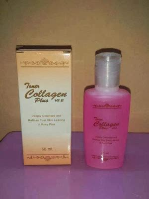 Toner Collagen Plus Vit E toner collagen plus vitamin e harga murah giler