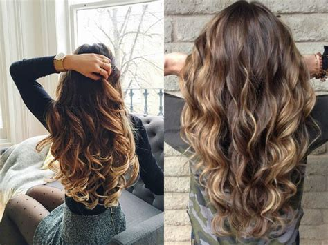 hairstyles long curly hair highlights hypnotizing long brown hair with highlights hairdrome com