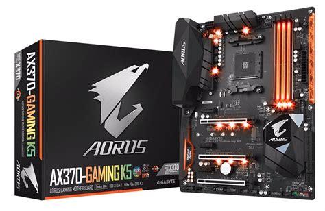 Gigabyte Ga Ax370 Gaming K5 Am4 Amd Promontory X370 Ddr4 Usb3 1 new bytes gigabyte gigabyte am4 ga ax370 gaming k5 gigabyte