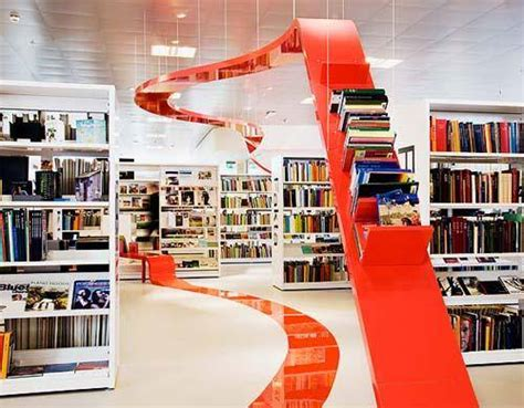 Modern Library Interiors Home Decor & Interior/ Exterior