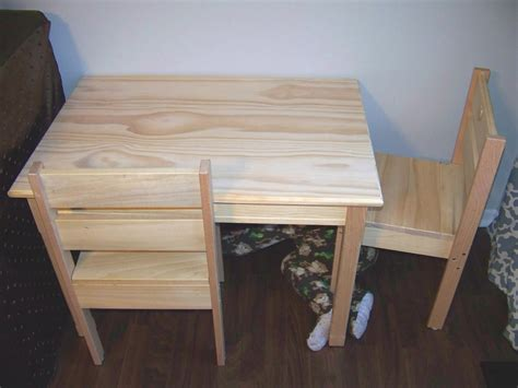 baby bear necessities diy kid size table chairs