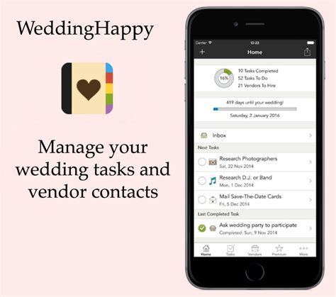 3 Must Have Wedding Planning Apps for 2015