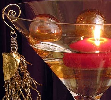 floating candle centerpiece kits gold floating candle centerpiece kit