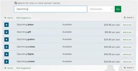 uniregistrys slick bulk domain  search domain